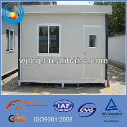 Prefab shipping luxury container houses