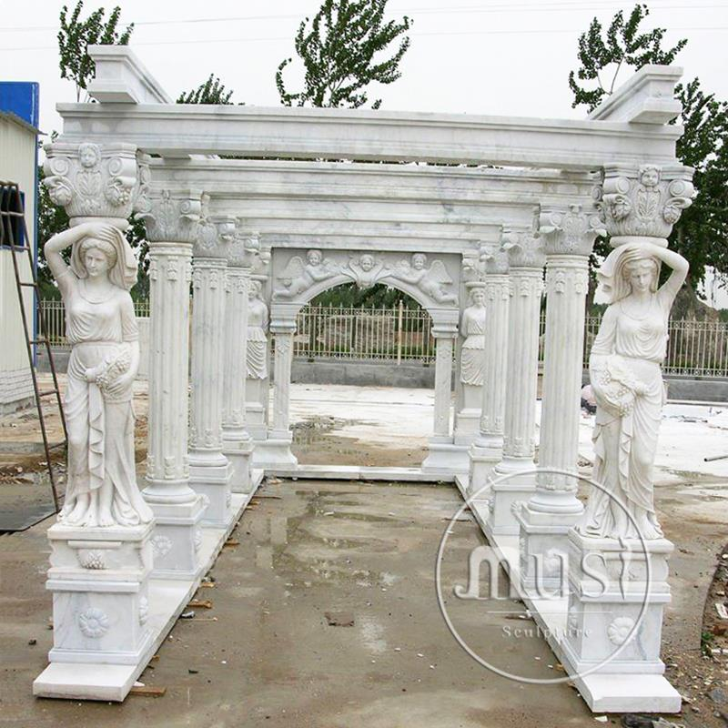 famous sculpture hand carved buy gazebo