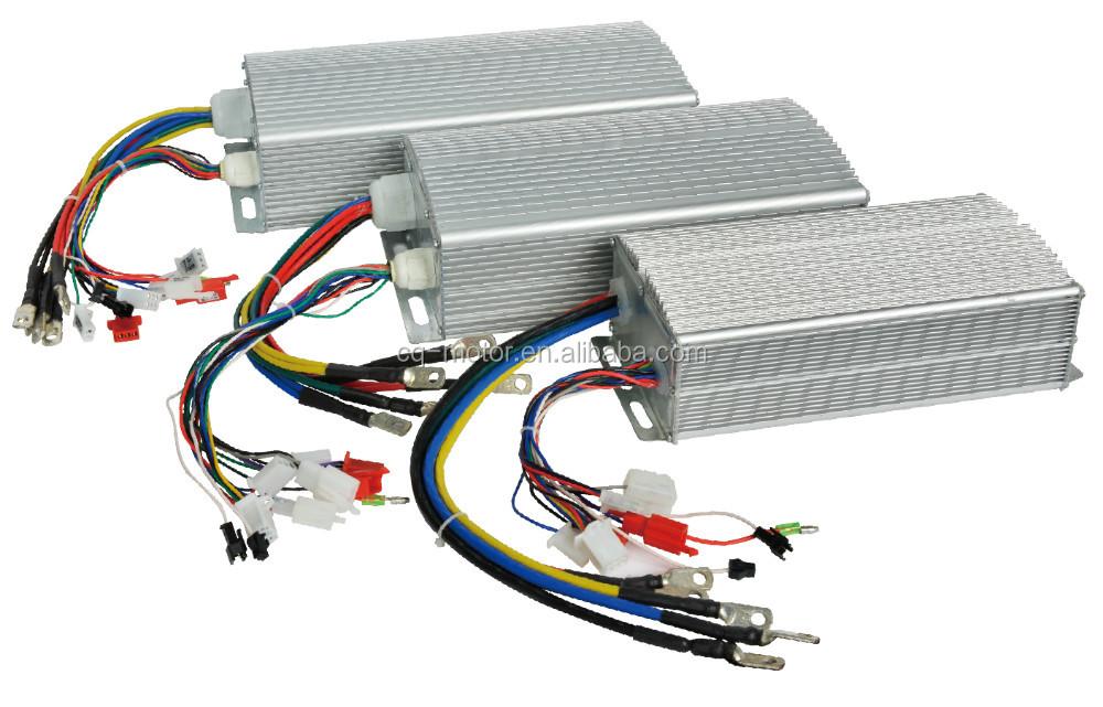 Motor controller 48v 60v 72v 350w 3kw dc brushless for for 3kw brushless dc motor