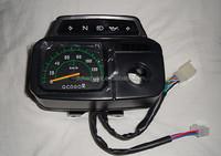 AX100 model motorcycle speedometer