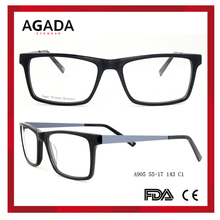 Super thinner acetate cat eye glasses