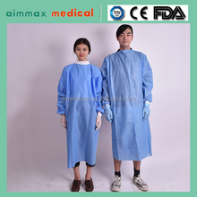 Non woven surgical disposable xxl gowns