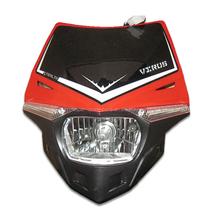 China hot sale dirt bike parts led motorcycle lights