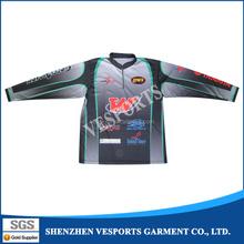 Custom Dye Sublimated Fishing Jerseys