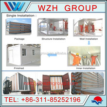 Well-designed Prefabricated House Movable House/Mobile Container House