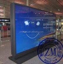 advertising fan led advertising light board