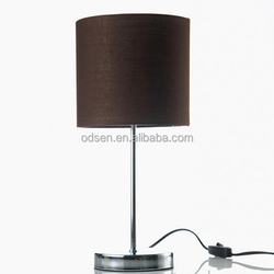 2015 new fashion decorative home and hotel led table lamp