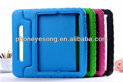 Hot Selling Kids EVA Foam Shock Proof Cover Case for iPad Mini With Handle