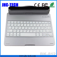 360 Degree Rotation Smart Aluminum Bluetooth 3.0 Wireless Stand Keyboard Case Cover for iPad Air 5