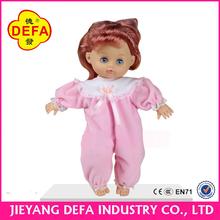 Silicone bonecas reborn bebê para venda mais popular design bonito acessórios da boneca bebê plástico Blink Baby Doll