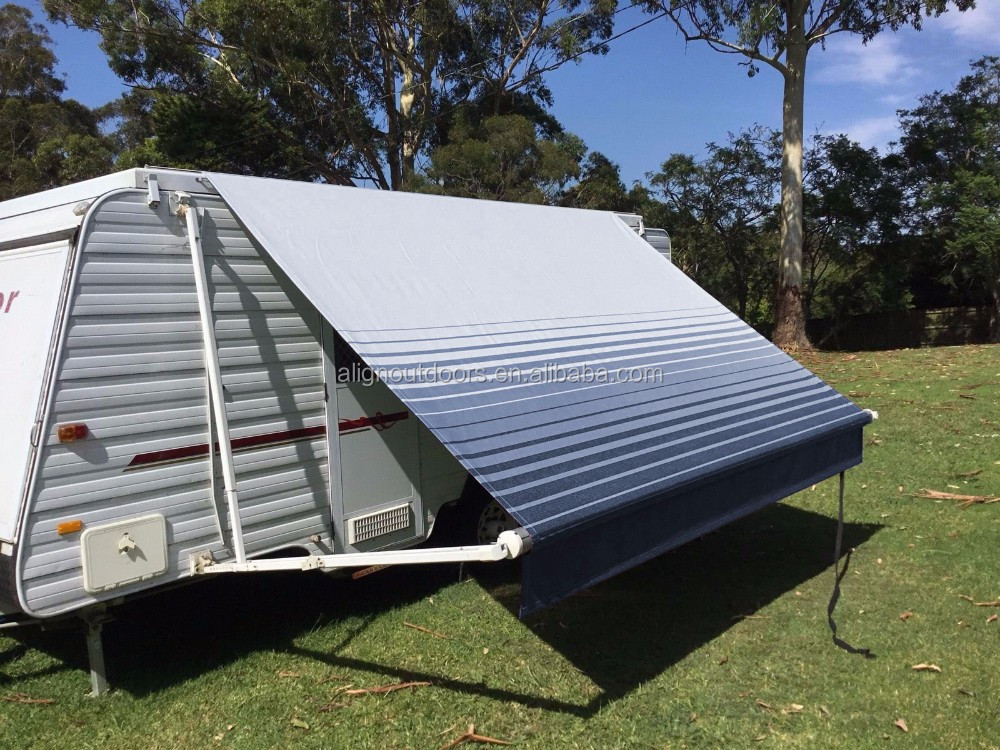 Retractable Rv Awning For Camping - Buy Car Side Awning,Rv ...