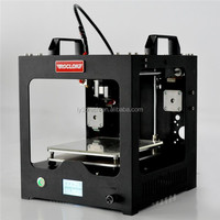 High accuracy family/school use Mini FDM desktop 3d printer machine for metal with factory price