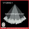 V1126W2-1 Newest Design Wedding Veils for bridal