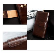 news waterproof clutch wallet hard case