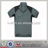 100 % polyester coolmax/dri fit material golf polo t-shirt