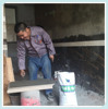 waterproof material for walls colored tile grout with dry powder adhesive