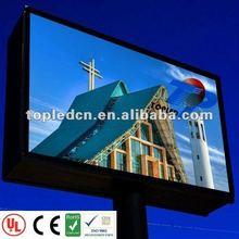 alibaba express new advertising products led display panel p10 hot sales new advertising products p10 led information display bo