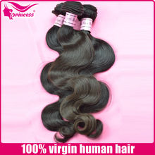 Fast shipping 4 Pcs/ lot 100% Virgin Weft Brazilian Body Wave Hair 14 16 18 20 inch