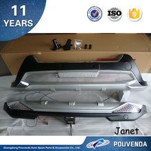 Auto Accessories For Toyota RAV4 13+ Front and Rear Bumper with light From Pouvenda