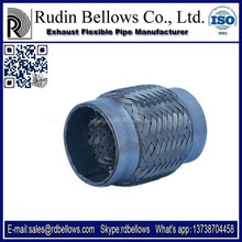 Ruian Ruidin Auto Exhaust Flexible Pipe used in car exhaust system between manifold and converter