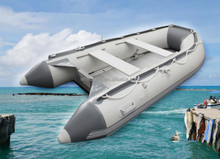 Cheap fishing boats inflatable 4 persons rubber boat