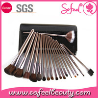 Sofeel pro 18pcs new design makeup brush set wholesale