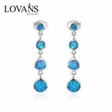Popular Opal Earring Australian Rough Opal Sale SEI072W