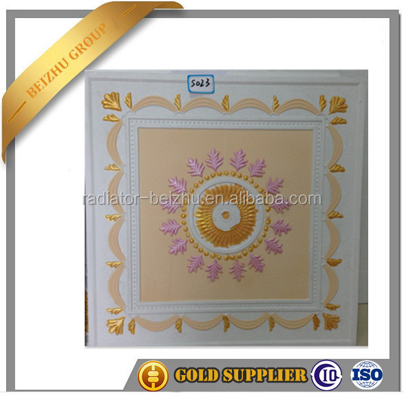 Color gypsum ceiling board tile colorful calcium silicate for Gypsum colour