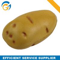 Wholesale Fast Supplier Potato custom shape Stress Ball