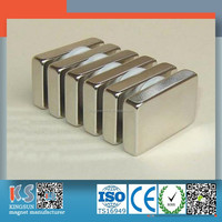 Wholesale Cheap Stock Strong Neodymium Ndfeb Ultra Thin Magnets With Spacer