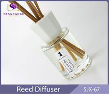 150ml Reed Diffuser with rattan sticks & 10g scented sachet, Fashion air freshener, Wholesale home fragrance from OEM factory.