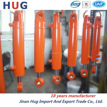Widely used agricultural machine hydraulic cylinder