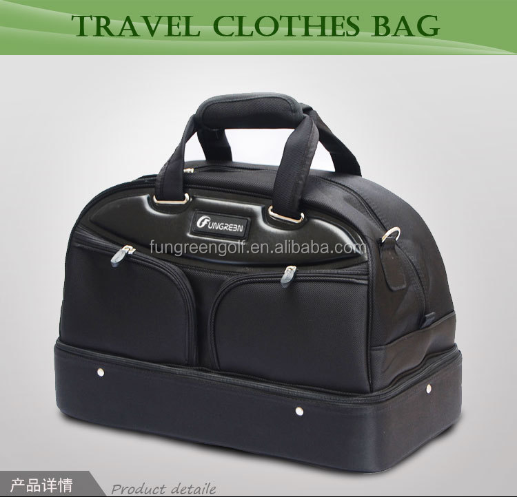 High Quality and Inexpensive Golf Bag of Clothing;Wholesale Golf Clothing Bag