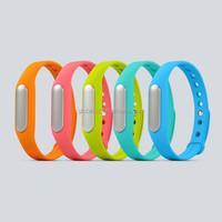 Original Waterproof Xiaomi Mi Band with MiBand Smart Bracelet Intelligent Vibration Alarm Clock