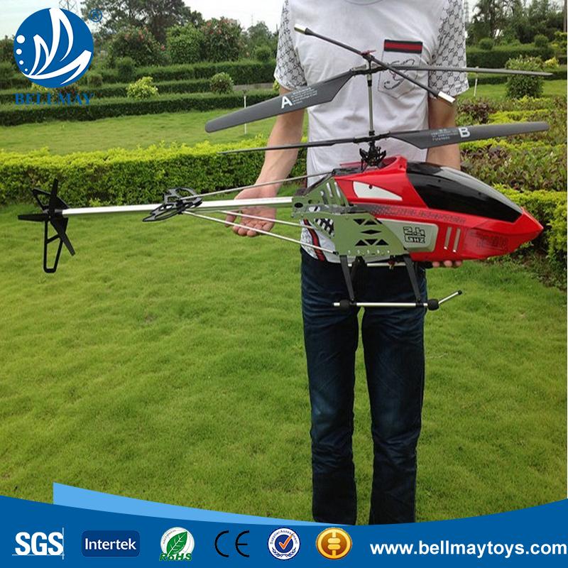 130 cm BR6508 6508 2.4g RC helicóptero grande con la cámara enorme helicóptero RC juguete
