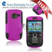 Hot sale !New Cell phone Combo case for Nokia C3