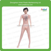 2015 Anebl Sex Toy Bachelorette Party Prop Idea PVC Inflatable Blow Up Air Love Doll for Women