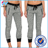 Yihao Custom Womens Tapered Joggers Gym Wear Jogger Sweatpants Wholesale 2015