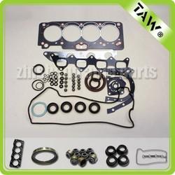 For Toyota engine 4AFE complete gasket set 04111-16231 1.6L 16V engine in wohlesale