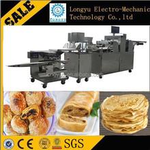 Efficient Automatic Crispy Cake Production Line direct sale