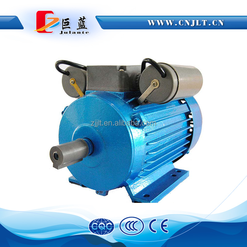 Single phase 220v 240v yc132m 4 ac induction motors 3hp 220v single phase motor
