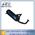 Scl-2012030908 jog50 3kj silencioso tubo de escape da motocicleta