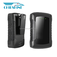 real time video transmission WiFi 3g/ 4g handheld waist-belt police mini body camera