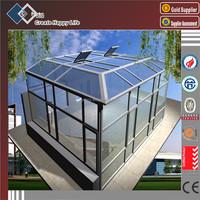 Portable Aluminum Sunroom,Aluminum Sun Room,Aluminium Garden Room