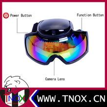Hot Sales sport 720P Camera Skiing Goggles