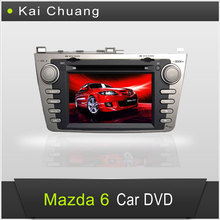 Car DVD for Mazda 6 2012 with GPS Full Function