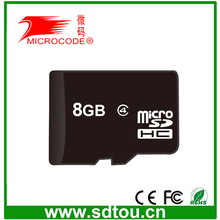 Chinese Factory Wholesale micro sd memory card 8gb price