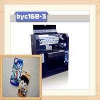 2015 new arrival BYC digital phone case 3d printer/mobile phone sticker printer