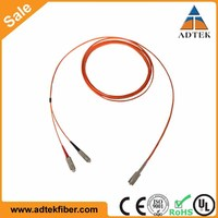 High Speed Light Weight Fiber Optic Network Cable