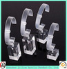 Hot Crystal Acrylic C Ring Single Watch Holder Display Stand